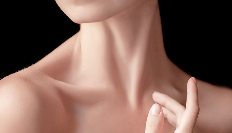 Neck and Neckline Masks Recipes