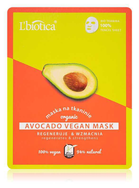 L'biotica Vegan Organic Avocado