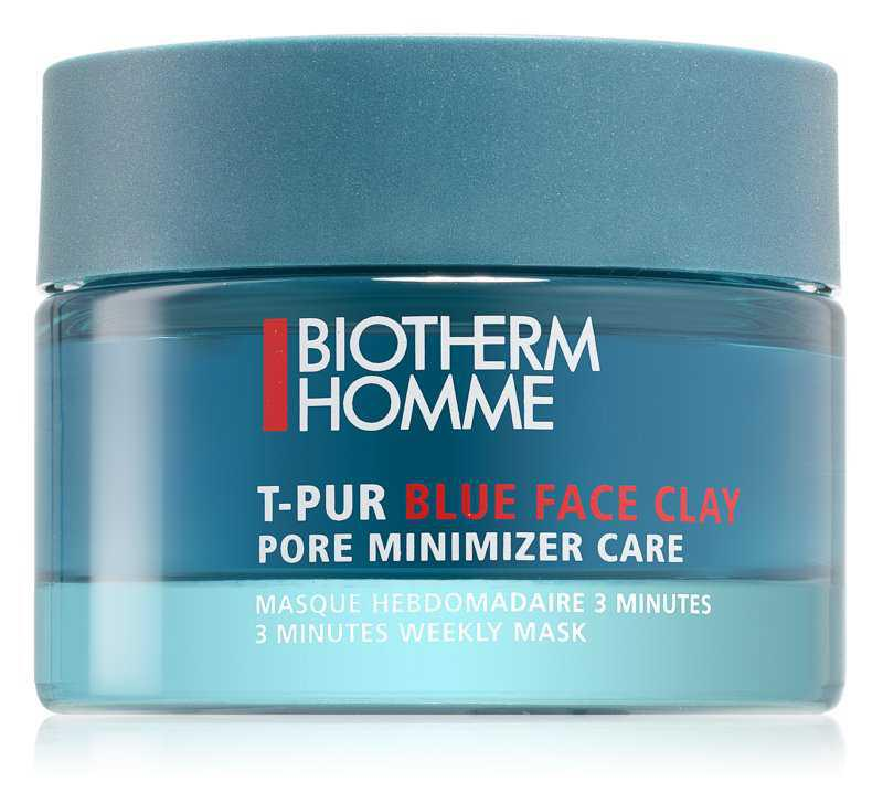 Biotherm Homme T - Pur  Blue Face Clay