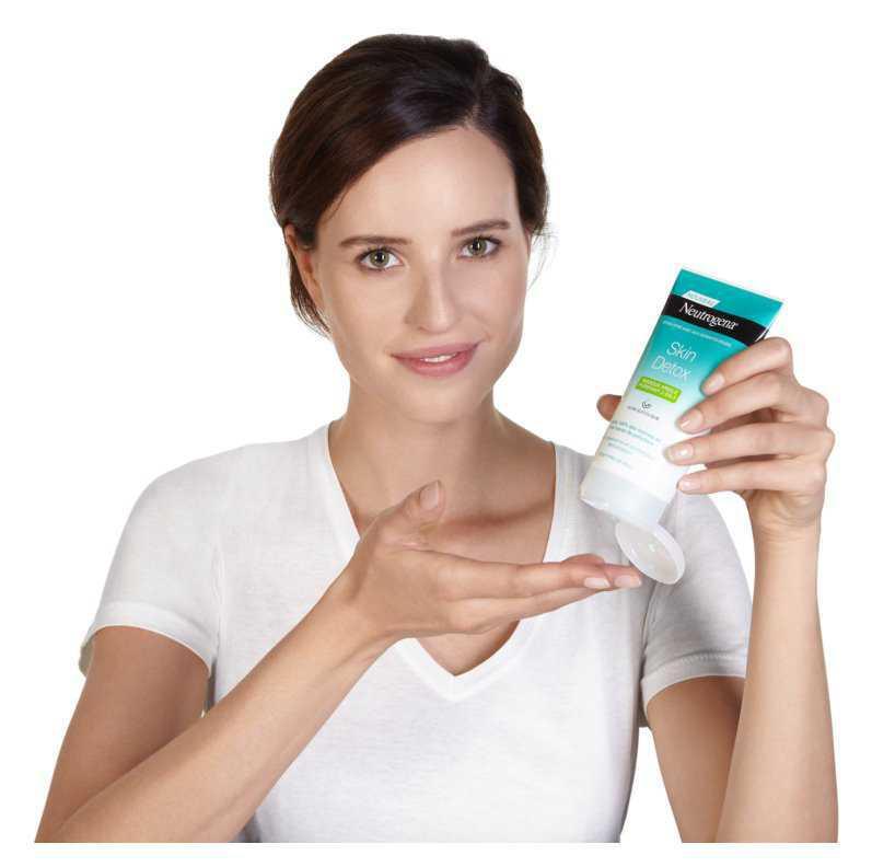 Neutrogena Skin Detox face masks