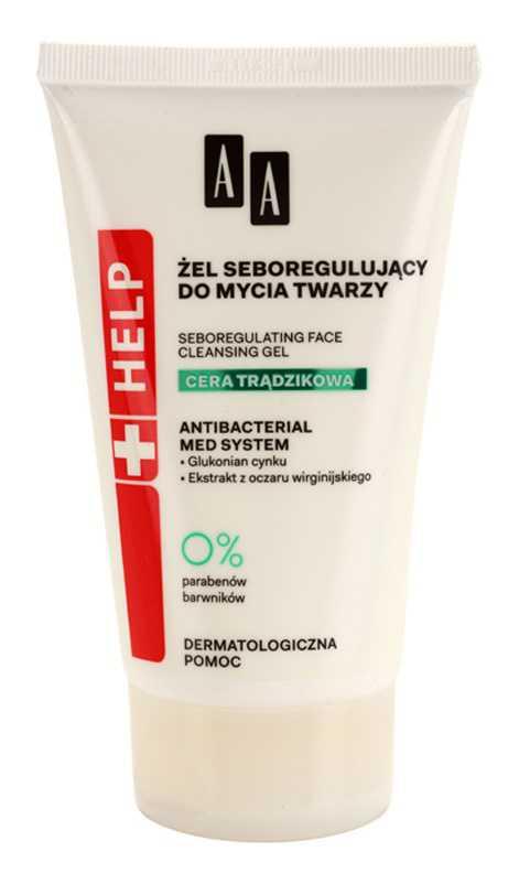 AA Cosmetics Help Acne Skin