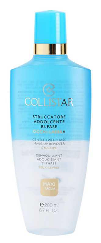 Collistar Make-up Removers and Cleansers