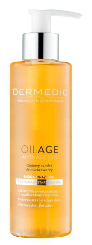 Dermedic Oilage Anti-Ageing makeup removal and cleansing