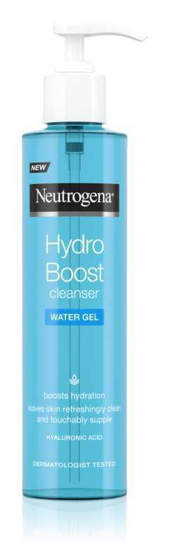 Neutrogena Hydro Boost® Face face care routine