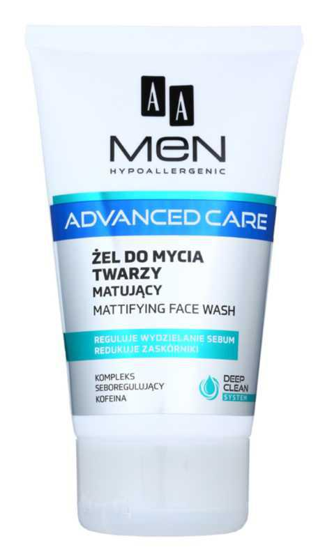 AA Cosmetics Men Advanced Care