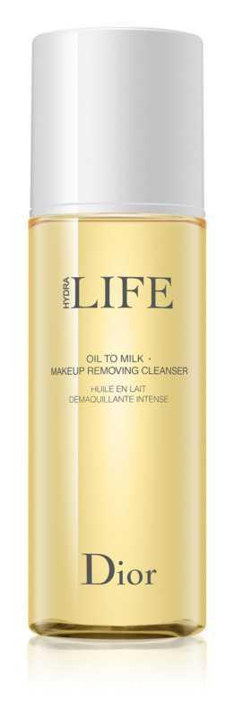 Dior Hydra Life Oil To Milk