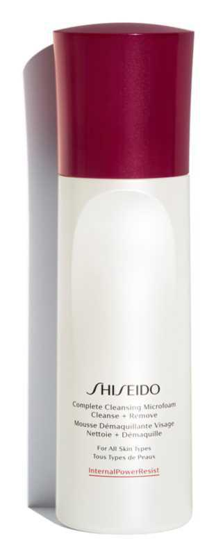 Shiseido Generic Skincare Complete Cleansing Micro Foam