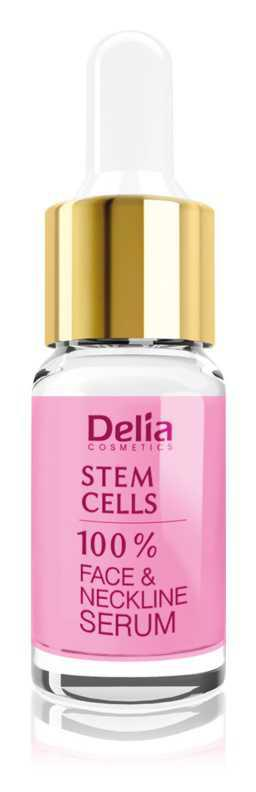 Delia Cosmetics Professional Face Care Stem Cells body
