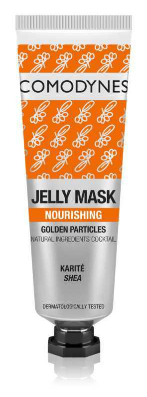 Comodynes Jelly Mask Golden Particles
