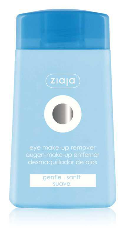 Ziaja Cleansing Eye face care routine
