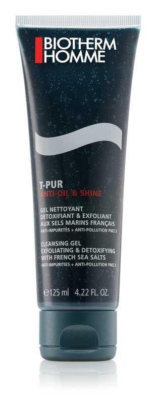 Biotherm Homme T-Pur Anti Oil & Shine