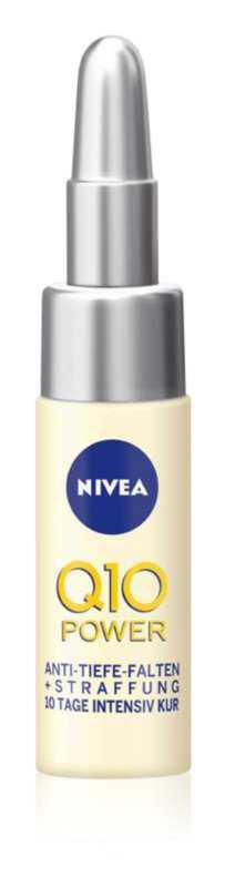 Nivea Q10 Power facial skin care