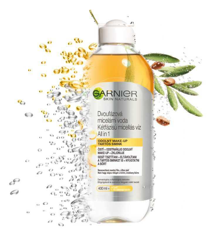 Garnier Skin Naturals face care routine