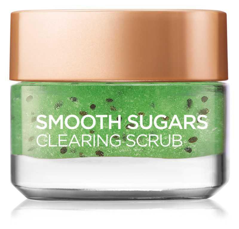 L'Oréal Paris Smooth Sugars Scrub