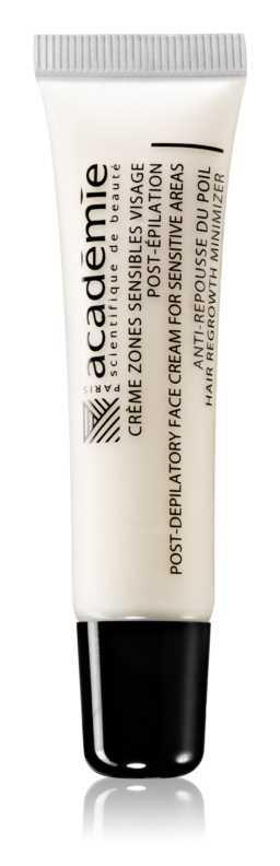 Academie All Skin Types Post-Depilatory Face Cream For Sensitive Areas