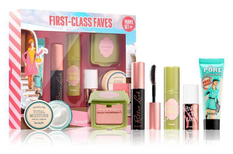 Benefit First-Class Faves