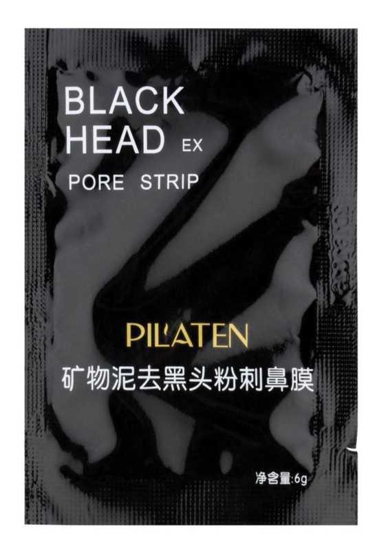 Pilaten Black Head face masks