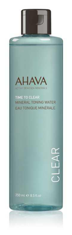 Ahava Time To Clear toning and relief