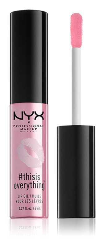 NYX Professional Makeup #thisiseverything