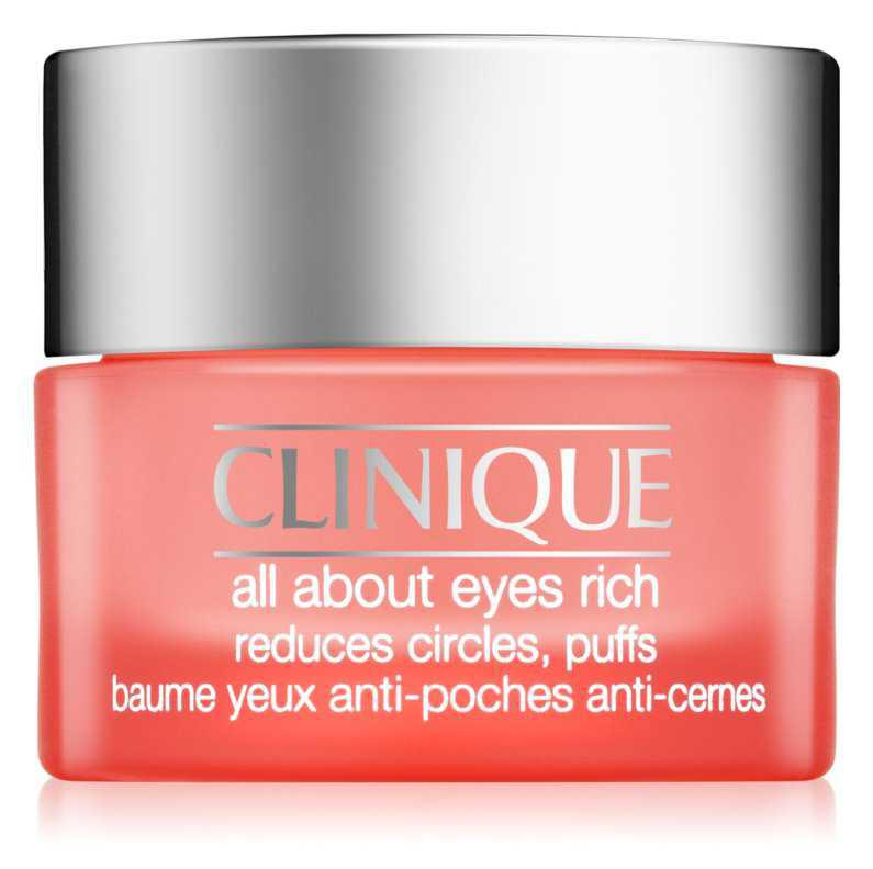 Clinique All About Eyes Rich face care