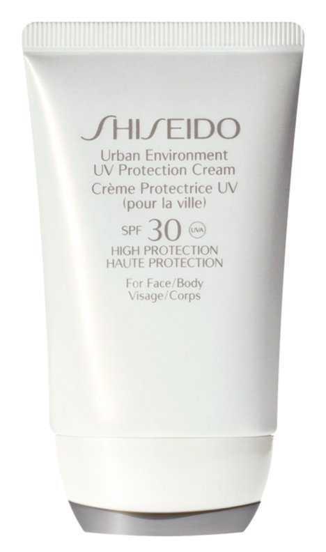 Shiseido Sun Care Urban Environment UV Protection Cream