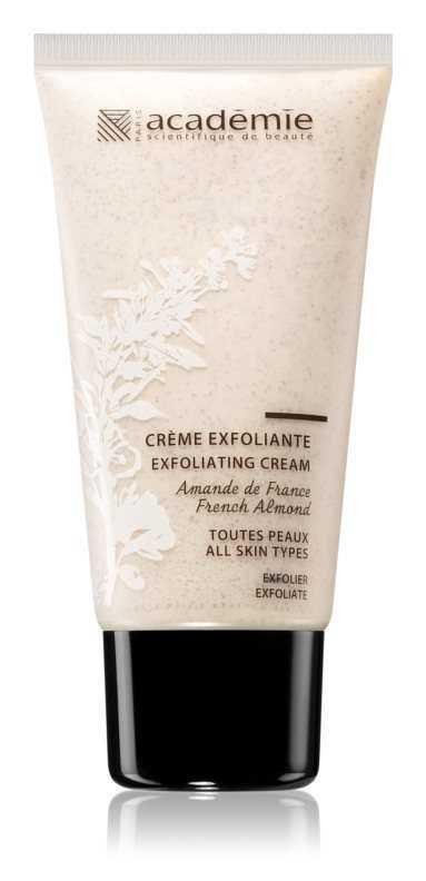 Academie All Skin Types Exfoliating Cream