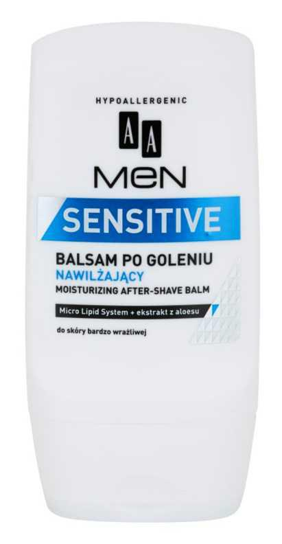 AA Cosmetics Men Sensitive