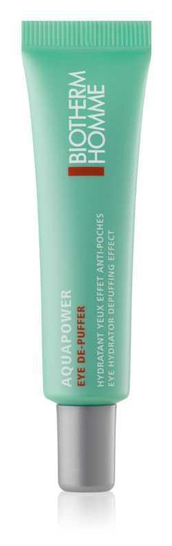 Biotherm Homme Aquapower Eye De-Puffer