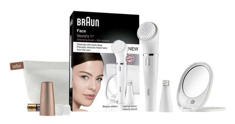 Braun Face  831