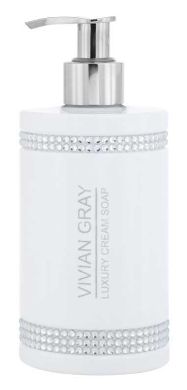 Vivian Gray Crystals White
