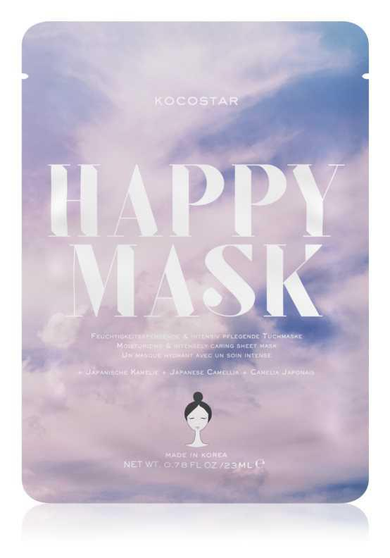 KOCOSTAR Happy Mask face masks