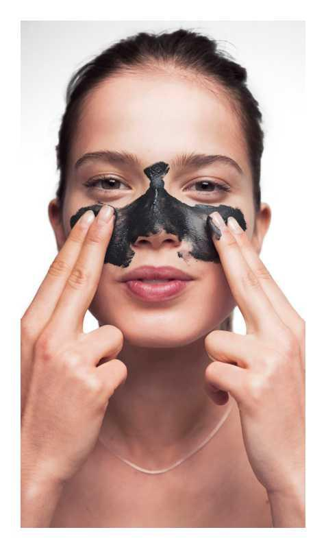 Garnier Pure Active face care routine