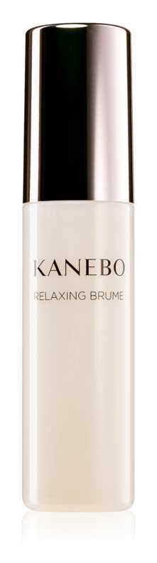 Kanebo Skincare toning and relief