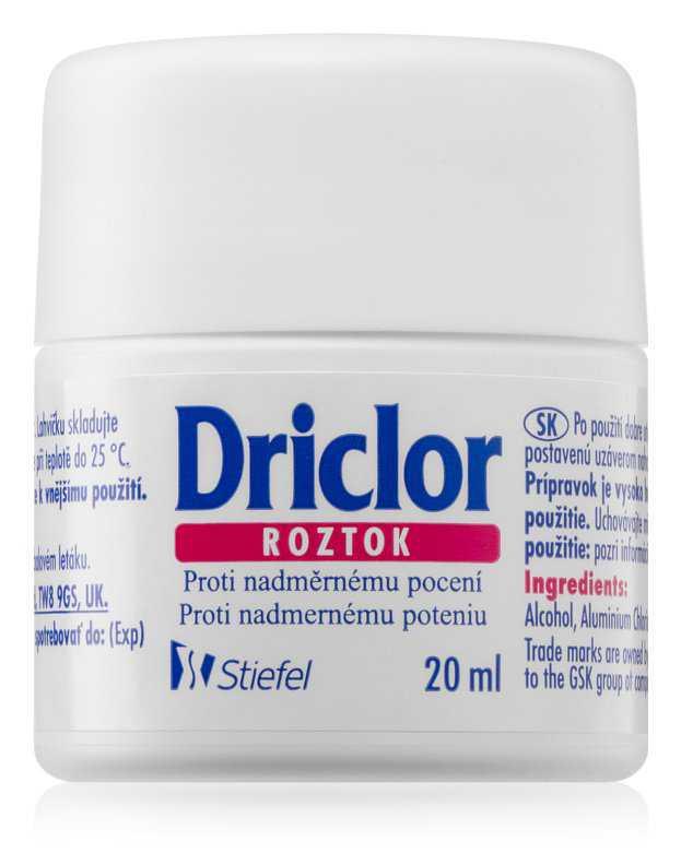 Driclor Solution