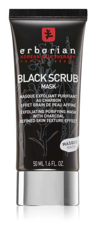 Erborian Black Scrub Mask