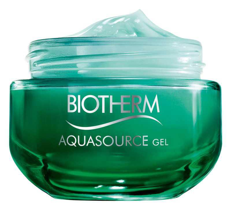 Biotherm Aquasource face care routine