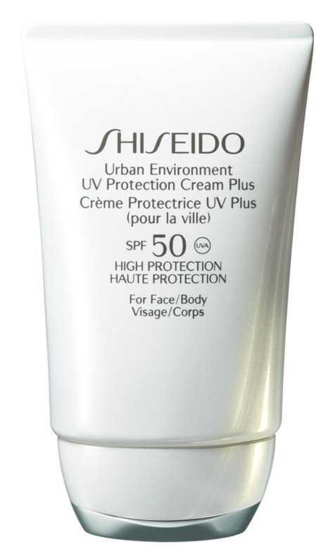 Shiseido Sun Care Urban Environment UV Protection Cream Plus