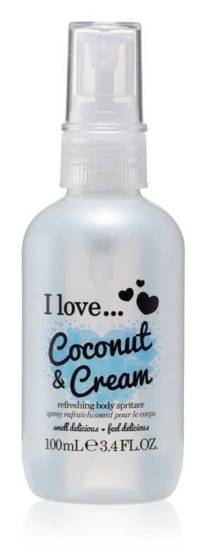 I love... Coconut & Cream