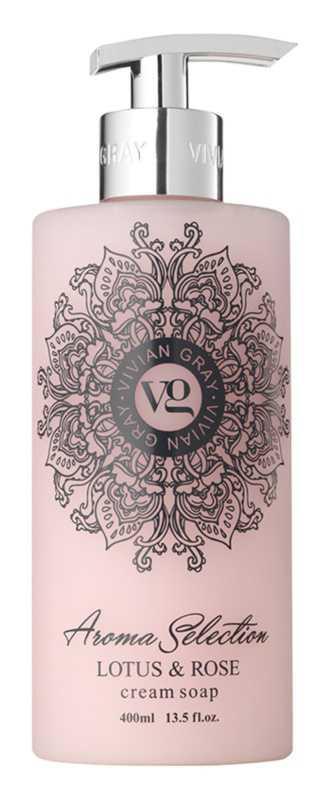 Vivian Gray Aroma Selection Lotus & Rose