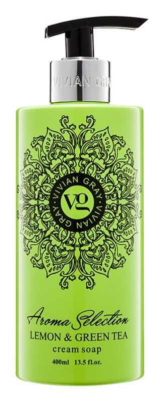 Vivian Gray Aroma Selection Lemon & Green Tea