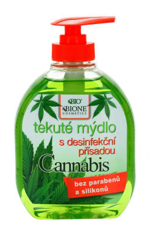 Bione Cosmetics Cannabis
