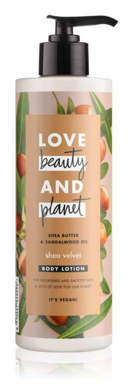 Love Beauty & Planet Shea Velvet