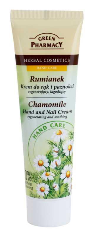 Green Pharmacy Hand Care Chamomile