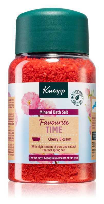 Kneipp Favourite Time Cherry Blossom