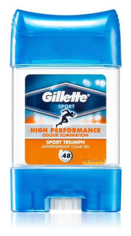 Gillette Sport Triumph