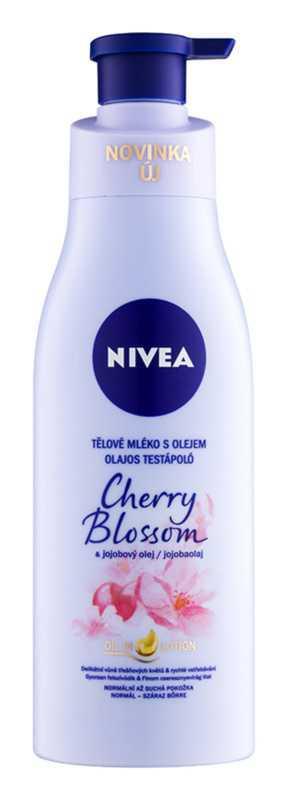Nivea Cherry Blossom & Jojoba Oil