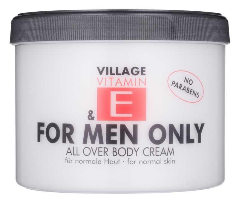 Village Vitamin E For Men Only