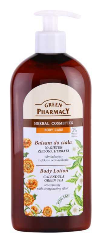 Green Pharmacy Body Care Calendula & Green Tea