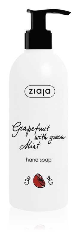 Ziaja Grejpfrut z zieloną miętą