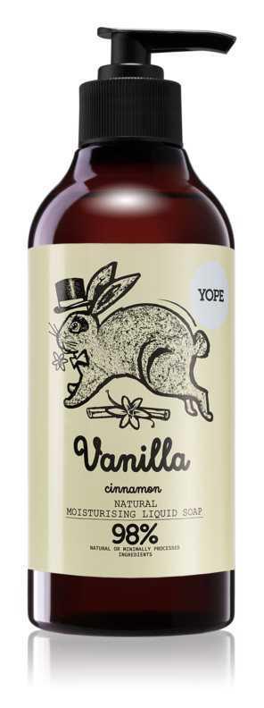 Yope Vanilla & Cinnamon